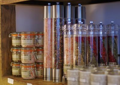 sel poivre de l'himalaya