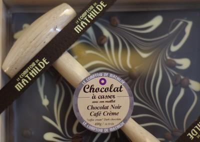 Chocolat à casser